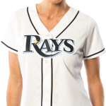Tampa Bay Rays Replica Ladies Home Jersey
