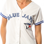 Toronto Blue Jays Replica Ladies Home Jersey