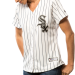Chicago White Sox Replica Ladies Home Jersey