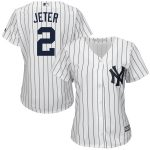 Yankees Derek Jeter Replica Ladies Jersey