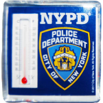 NYPD Blue Thermometer Magnet