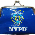 NYPD Blue Logo Coin Purse