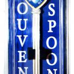 NYPD Silver Souvenir Spoon