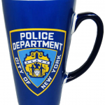 NYPD Blue Logo/ Shield Java Mug