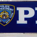 NYPD Blue Bottle Opener Magnet