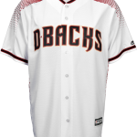Arizona Diamondbacks Replica Adult Home Jersey