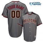 Arizona Diamondbacks Replica Personalized Road Jersey