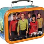 Star Trek Large Tin Tote