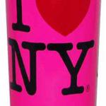 I Love NY Neon Pink Shooter