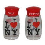 I Love NY Salt & Pepper Shakers