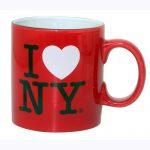 I Love NY Red 20oz. Mug