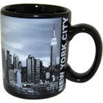 New York City Skyline Photo 4oz. Mini Mug