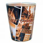 """NYC """"Sepia Photos"""" Shotglass"""