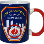 FDNY Blue/ Shields 11oz Mug