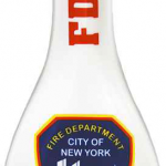 FDNY White Spoon Rest