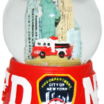 FDNY Red 45mm Waterball