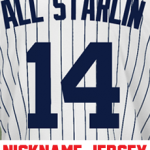 All Starlin Ladies Jersey – Starlin Castro Yankees Womans Nickname Home Jersey