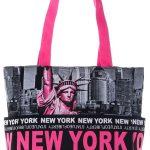 Robin-Ruth NY Pink Liberty Tote Bag