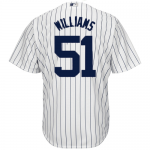 Bernie Williams Youth Jersey – Yankees Replica Home Jersey