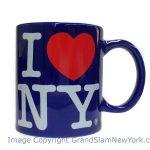 I Love NY Royal Blue 11oz. Mug