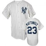 Don Mattingly Cooperstown Replica Jersey
