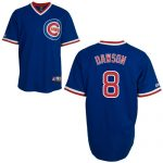 Andre Dawson Jersey – Chicago Cubs Cooperstown Throwback Jersey