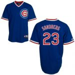 Ryne Sandberg Jersey – Chicago Cubs Cooperstown Throwback Jersey