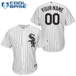 Chicago White Sox Replica Personalized Youth Home Jersey