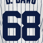 D. Dawg Jersey – Dellin Betances Yankees Adult Nickname Home Jersey