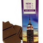 Empire State Building Dark Chocolate Bar