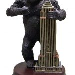 King Kong Empire State Figurine – 3 Inch