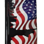 American Flag iPhone 6 Case – NYC Skyline Design