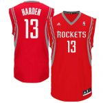 Houston Rockets James Harden Youth Repica Road Jersey