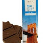 Brooklyn Bridge Dark Chocolate Bar with Sea Salt