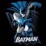 Batman Black Youth T-Shirt