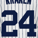Kraken Youth Jersey – Gary Sanchez Yankees Kids Nickname Home Jersey