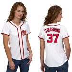 Stephen Strasburg Washington Nationals Ladies Replica Jersey