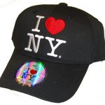 I Love NY Kids Hat – Black Cap
