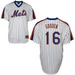 Dwight Gooden Jersey – White New York Mets Cooperstown Throwback Jersey