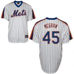 Tug Mcgraw Jersey – White New York Mets Cooperstown Throwback Jersey