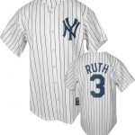 Babe Ruth Cooperstown Replica Jersey