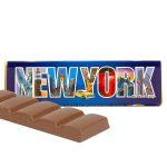 New York Milk Chocolate Bar