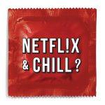 Netflix & Chill Condom
