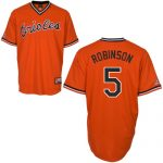 Brooks Robinson Jersey – Baltimore Orioles Cooperstown Throwback Jersey