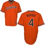 Earl Weaver Jersey – Baltimore Orioles Cooperstown Throwback Jersey