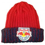 NY Red Bulls Beanie Knit Hat