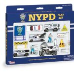 NYPD 12 Piece Play Set