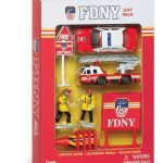 FDNY 10 Piece Gift Set