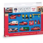 FDNY 13 Piece Play Set
