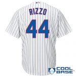 Anthony Rizzo Jersey – Chicago Cubs Replica Adult Home Jersey